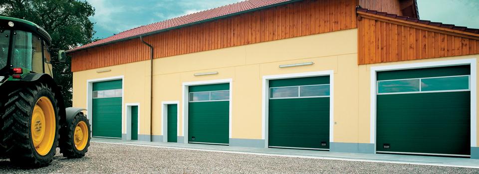 Cobusson bedrijfs- en garagedeuren